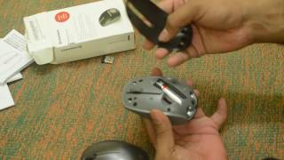 Lenovo N100 Wireless Optical Mouse Unboxing and Full Review