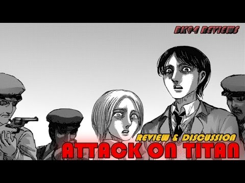 THE ORIGIN OF TITANS!! | Attack on Titan Chapter 86 Review & Discussion | RACE FOR THE COORDINATE!!