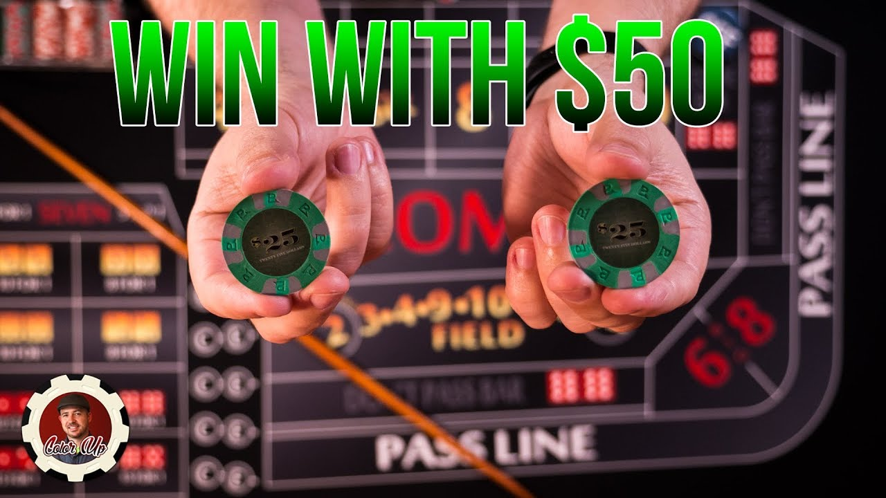 Shoot To Win Craps Strategy