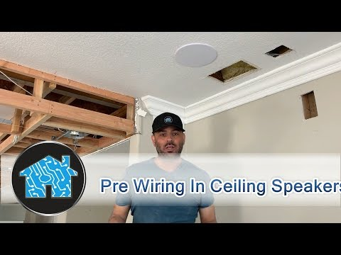 pre-wiring-in-ceiling-speakers