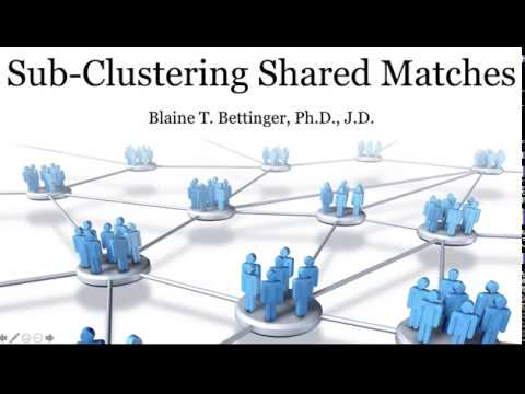 Sub-Clustering Your Shared Matches at AncestryDNA