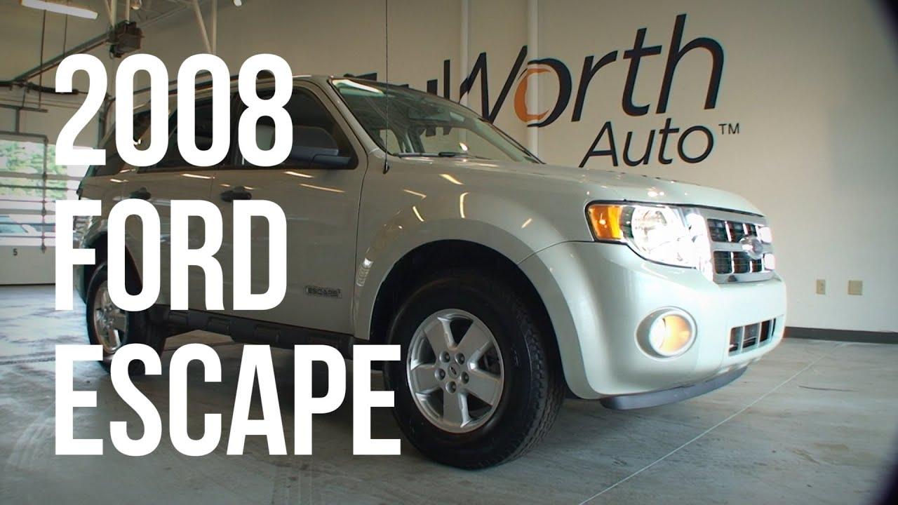 2008 ford escape xlt amazon com 2017 ford escape owners manual automotive