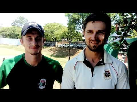 Chris Ralston And Thomas Hobson, PHSOB