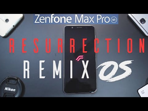 Zenfone Pro M1 | Android Oreo | Resurrection Remix 6.1 | Install & Preview | Smartphone 2torials
