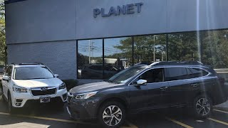 Should I buy the 2020 Subaru Forester or the 2020 Subaru Outback?