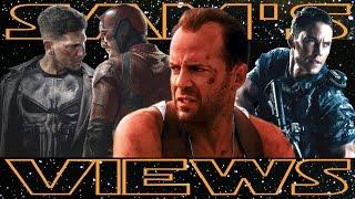 ANYTHING GOES 2.0 - Die Hard Six, Turbo Kid, Battleship, Daredevil (Sam's Views)
