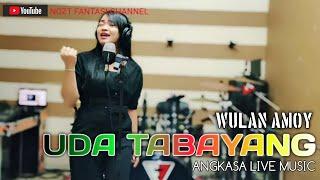 Dangdut Minang Uda tabayang cover Wulan amoy   Angkasa live music