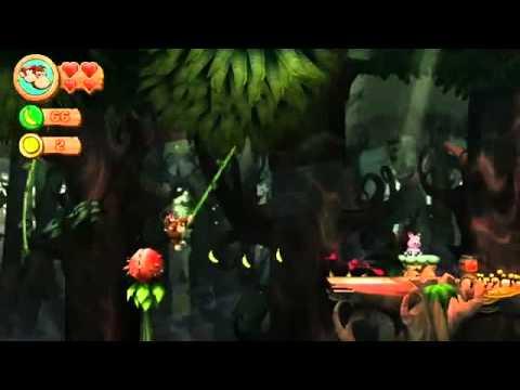 Donkey Kong Country Returns, E3 2010 Debut Trailer