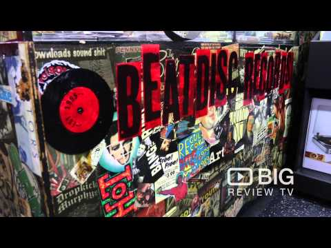 Beatdisc Records, a Record Store in Sydney for Music Album or for New Songs