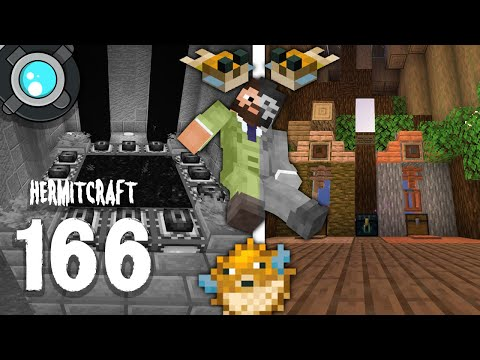 Download HermitCraft 6: 166 | Demise, Demise... DEMISE!
