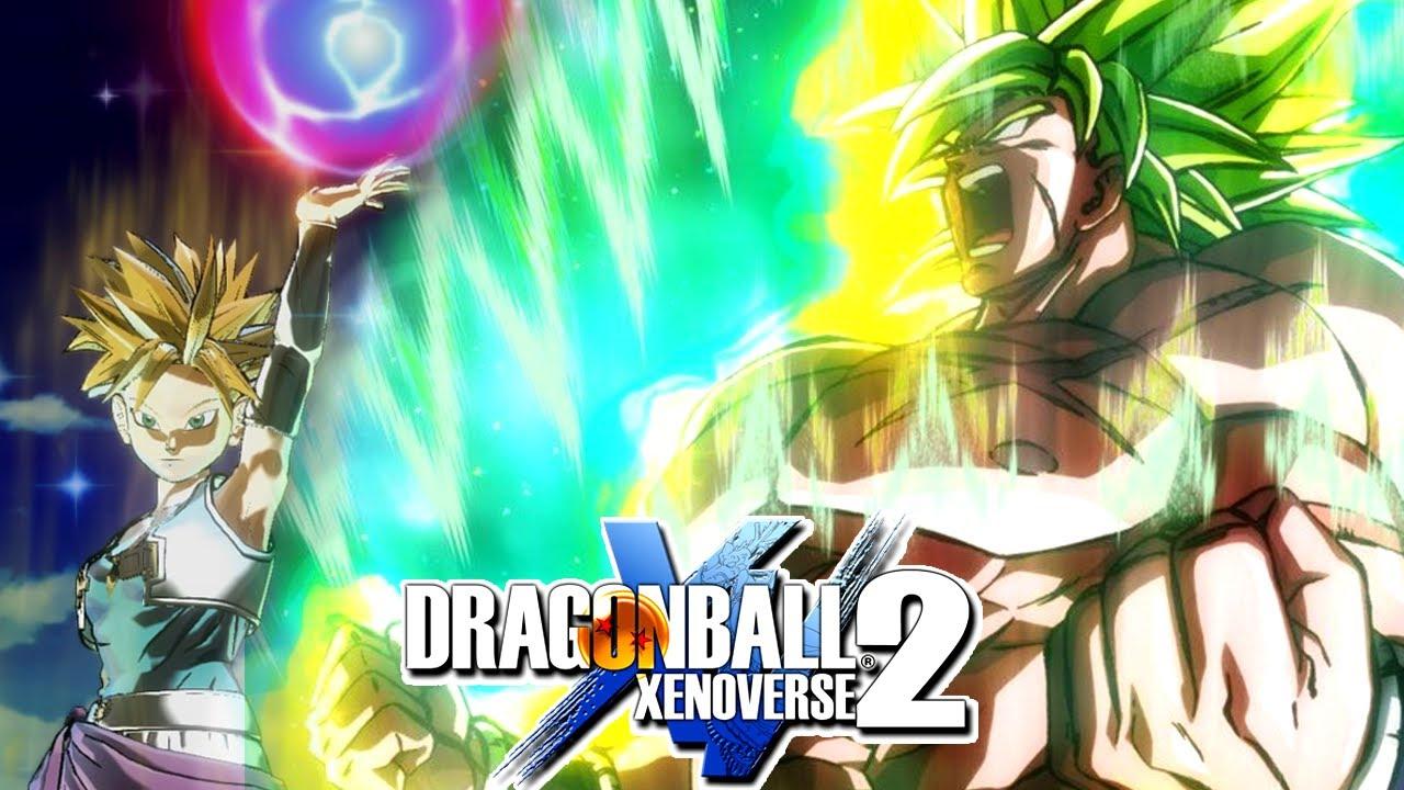 NUEVO EVENTO de Broly (DBSuper) + 35000 de DAÑO * Nuevo Evento de Dragon Ball Xenoverse 2