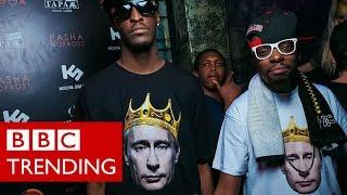 """Go Hard Like Vladimir Putin"", A Hip-Hop ode to Russia"