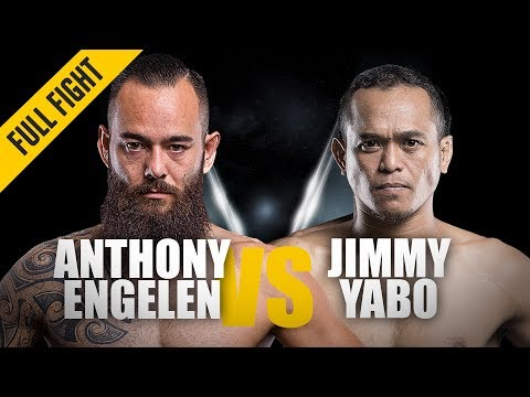 ONE: Full Fight | Anthony Engelen vs. Jimmy Yabo | Two Wins In Two | November 2018 Mp3