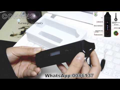 vapor pen Made in CHINA!!!Latest Vaporizer CF-Z001 dry herb