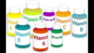 Vitamins Importance for Health (صحت کیلئے وٹامنز کی اہمیت) Dr NA Mazhar(Dr alternative medicine)