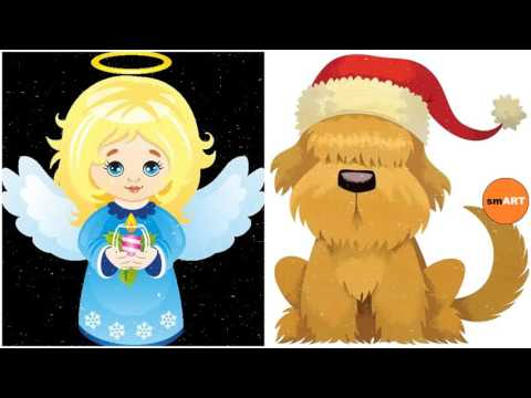 Free Christmas Clip Art - Free Christmas Clipart Graphics And Images