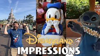 Disneyland Paris Impressions Compilation