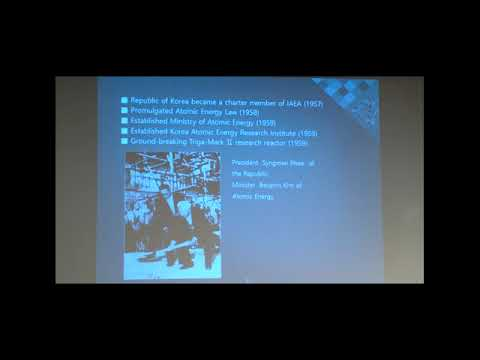 CP-1 Symposium - Nuclear Energy on the International and Domestic Scene, Part 1: KunMo Chung