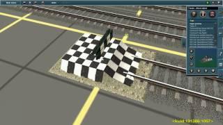 Настройка сигнализации sU для Trainz12
