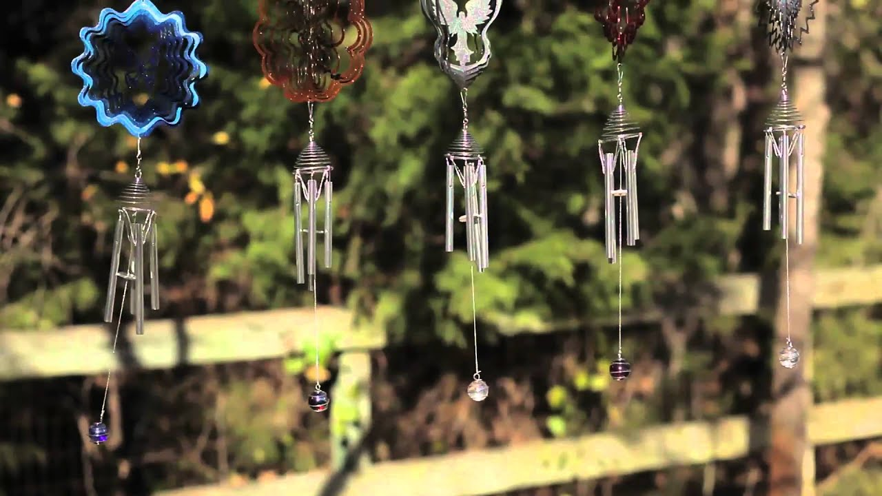 Iron Stop Wind Spinners - YouTube