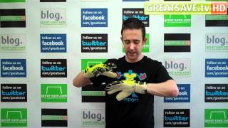 Uhlsport Cerberus Absolutgrip Handbett - Product Preview