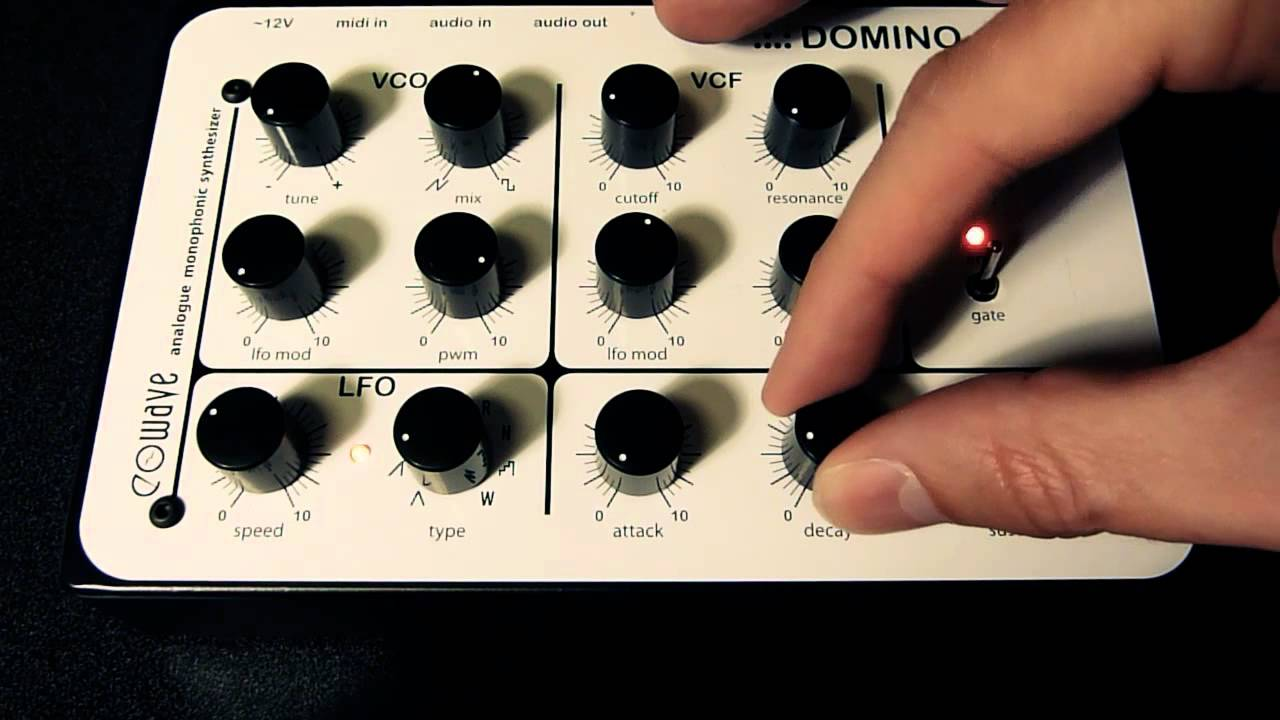 the domino effect  analogue solutions oberkorn   quantiser cv 2 midi  cvq02    concussor