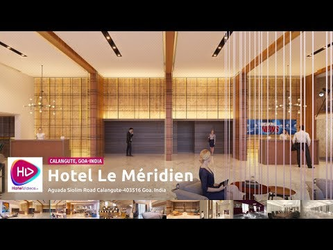 hotel-le-méridien-calangute-goa-india---hotel-videos
