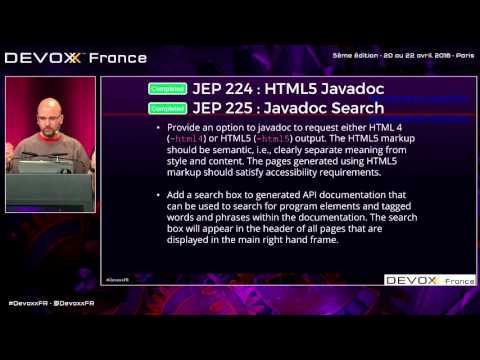 Apache Maven, Java 9 et le projet Jigsaw (French)