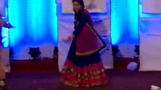 Dance on shubharambh(Kai po Che) by Teena and Kajal - @ Sanket&Rachita Sangeet Sandhya