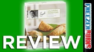 Emeril Jalapeño Wontons With Bacon Video Review: Freezerburns (ep652)