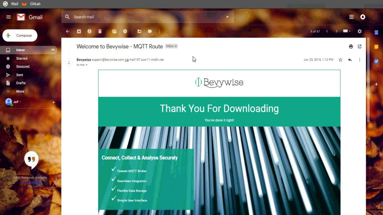 MQTT Broker : how to install in Windows