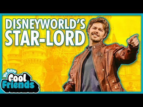Disney World's Star-Lord Andrew McLean - We Have Cool Friends(Ad-Free)