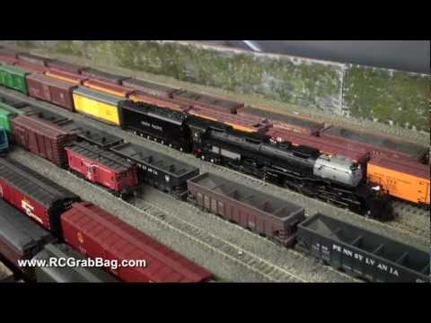 MTH Union Pacific Big Boy in HO