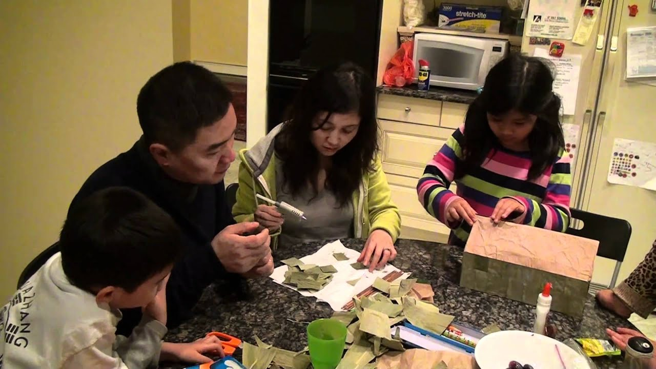 making longhouse for keena u0027s project youtube