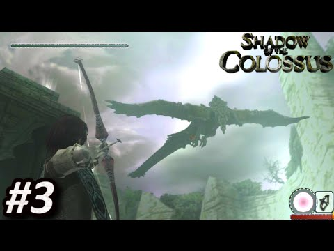 SHADOW OF THE COLOSSUS HD (PS3) - Episodio 3 || AVION  y BAR