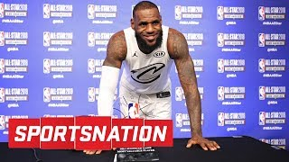Eddie House says LeBron James gave up in 2011 NBA Finals | SportsNation | ESPN
