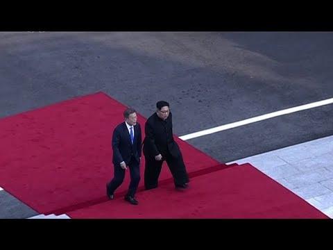 NKorea's Media Broadcast Of Inter-Korean Summit