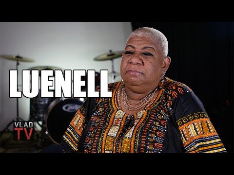 Luenell on Working with Kevin Hart, Knows the Guy Who Tried to Extort Him Part 1