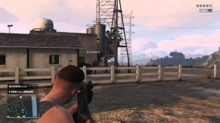 GTA Online•RESISTANCE LS•WARZONE