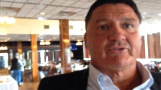 Ed Orgeron on leaving Tennessee