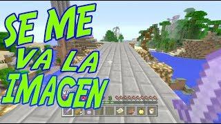 JUEGOS DEL HAMBRE MINECRAFT PS3 - SE ME VA LA IMAGEN!!!!