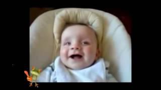 ЛУЧШИЕ детские ПРИКОЛЫ 2017 Смешные видео про детей Железный человек Try Not To Laugh Funny Kids
