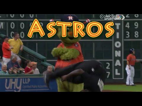 Houston Astros: Funny Baseball Bloopers