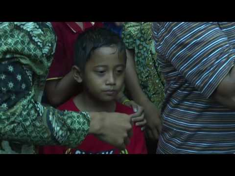 Presiden Joko Widodo Meninjau Program Dana Desa