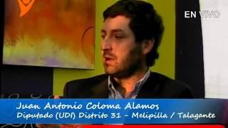 DESDE MI CASA MELIPILLA / JUAN ANTONIO COLOMA /26 09avi   26 septiembre 2014   07 07 24