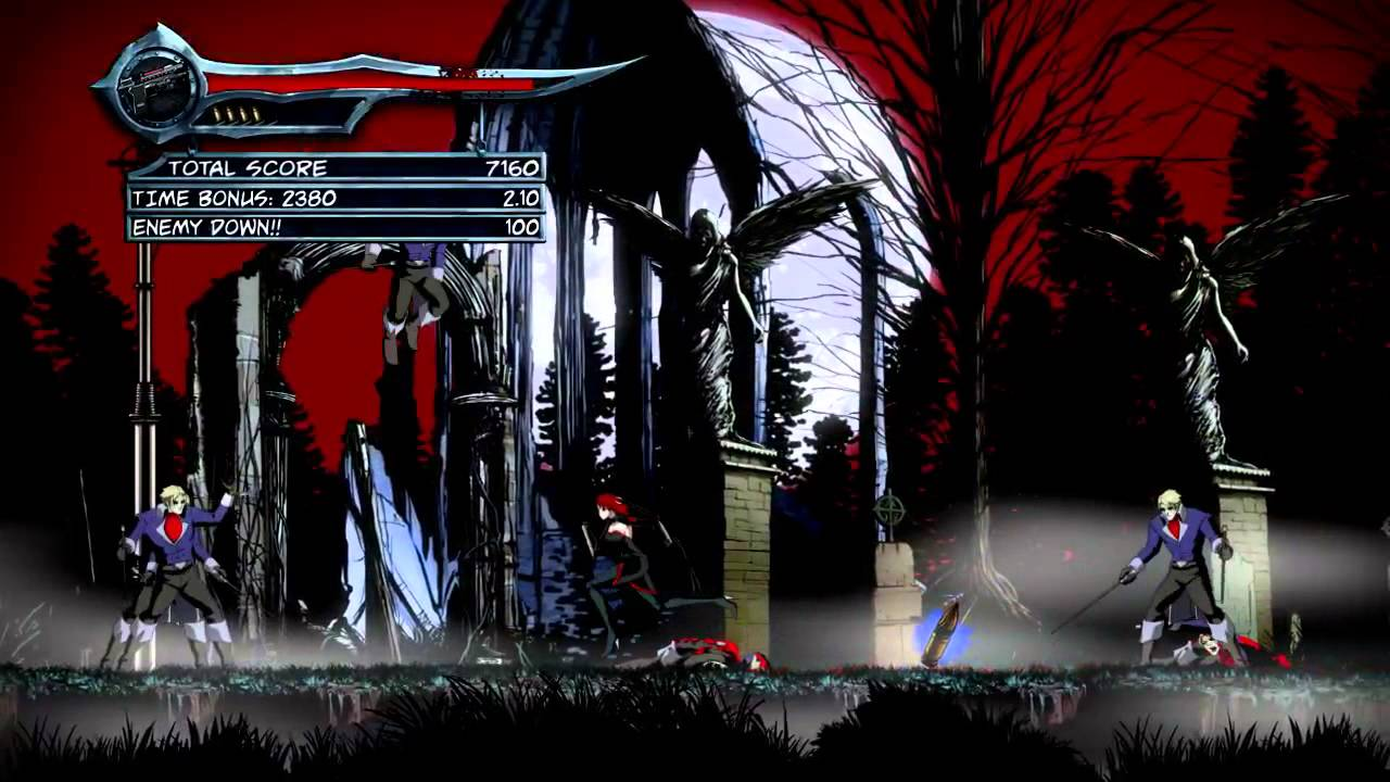 Blood Rayne Betrayal Gameplay Pc Youtube