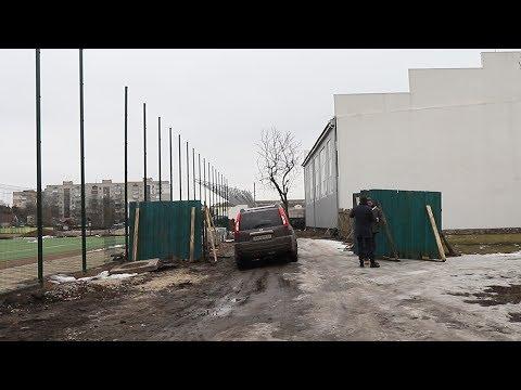 Керівництво житомирської спортшколи обурене будівництво...