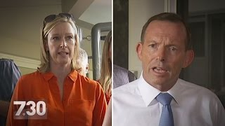 Leigh Sales asks Tony Abbott about leadership speculation