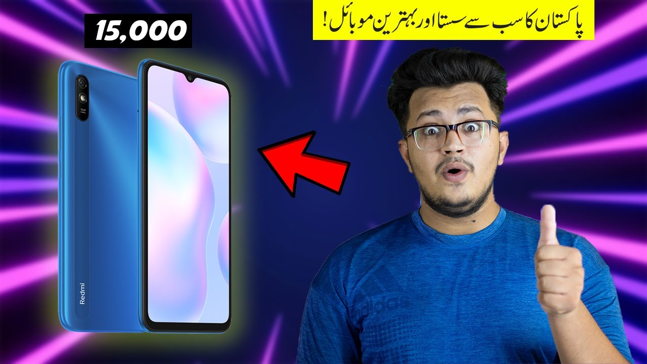 Entry Level: Redmi 9a,9c Launch Date+Price+Specs In Pakistan!!🔥