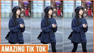 Thiên Đường Gái Xinh Tại Phố Đi Bộ Trung Quốc - Hot Girl Tik Tok
